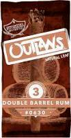 Outlaws Double Barrel Rum Cigars 10/3's - 30 cigars