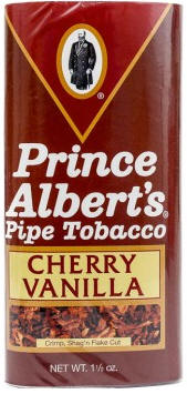 Prince Albert Cherry Vanilla Pouch 1.5oz Pipe Tobacco