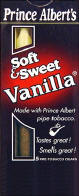 Prince Albert Soft Sweet Vanilla Cigars