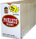 Phillie Blunt Cigars Buy 1 Get 1 Free Packs 20/5's