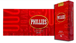 Phillie Sweet Little Filtered Cigars 10/20's - 200 Cigars