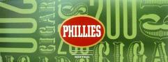 Phillie Menthol Little Filtered Cigars 10/20's - 200 Cigars