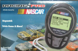Racing Pro Stopwatch & Game