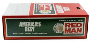 Red Man Chewing Tobacco 12ct