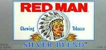 Red Man Silver Chewing Tobacco