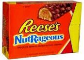 Reese Nut Rageous Bar - 24 bars per display box