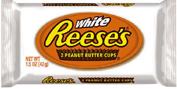 Reese Cup White - 24 2-packs per display box