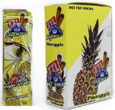 Royal Blunts XXL Pineapple Blunt Wraps 50ct