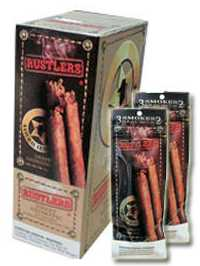 Rustlers Cigars 10 foil pouches 30 cigars