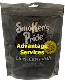 Smoker's Pride Black Cavendish Pipe Tobacco 12 oz bags