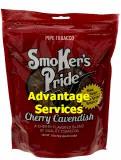 Smoker's Pride Cherry Cavendish Pipe Tobacco 12 oz bags