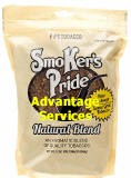 Smoker's Pride Natural Blend Pipe Tobacco 12 oz bags