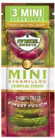 Swisher Sweets Mini Tropical storm 15/3's - 45 cigars