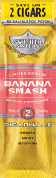 Swisher Sweets Banana Smash Cigarillo 2 for 99 Cigars