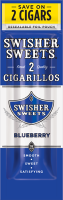 Swisher Sweets Blueberry Cigarillo 2 for 99� Cigars