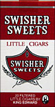 Swisher Sweets Full Flavor Little Filtered Cigars