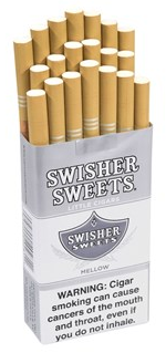 Swisher Sweets Mild Little Filtered Cigars