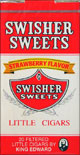 Swisher Sweets Strawberry Little Filtered Cigars