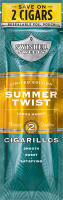 Swisher Sweets Summer Twist Cigarillo 2 for 99 Cigars