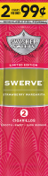 Swisher Sweets Swerve Cigarillo 2 for 99� Cigars