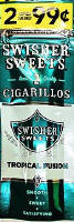 Swisher Sweets Tropical Fusion Cigarillo 2 for 99 Cigars