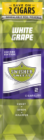 Swisher Sweets White Grape Cigarillo 2 for 99¢ Cigars