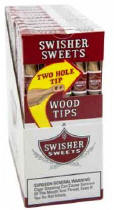 Swisher Sweets Wood Tip Cigars Buy 1 Get 1 Free Cigars