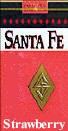 Santa Fe Strawberry Little Cigars 10/20's - 200 cigars