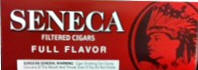 Seneca Full Flavor Little Filtered Cigars 10/20's - 200 cigars