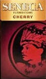 Seneca Cherry Little Filtered Cigars 10/20's - 200 cigars