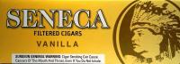 Seneca Vanilla Little Cigars 10/20's - 200 cigars