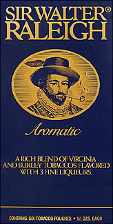 Sir Walter Raleigh Aromatic Pipe Tobacco 1.5oz-6ct