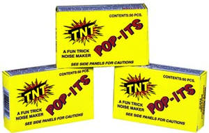 TnT Snap n Pops - 1 case - 50 boxes