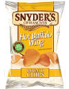 Snyders Buffalo Wing Potato Chips - Snyders of Hanover Buffalo Wing Potato Chips