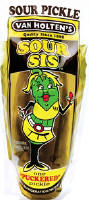Van Holten's Sour Sis Pickle 12ct