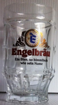 Engelbrau German Beer Mug 14oz