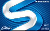 Stride Winterblue Sugar Free 12ct