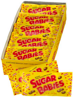Sugar Babies 24ct Carmel Candy Bags