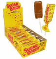Sugar Daddy Carmel Lollipops 48ct