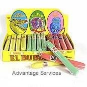 Bubble Gum Cigars 36 ct