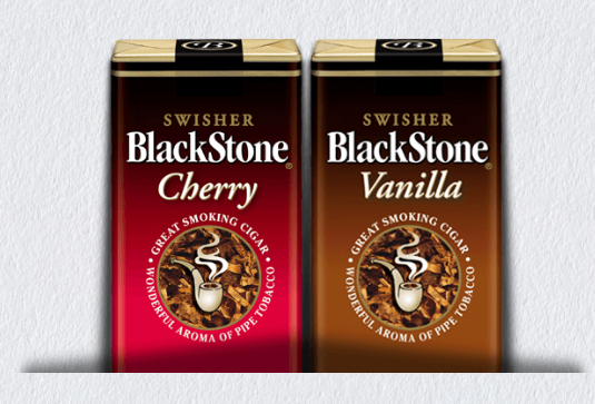 Blackstone Cherry Little Filtered Cigars 10/20's - 200 cigars
