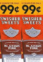 Swisher Sweets Blazing Fire Cigarillo 2 for 99 Cigars