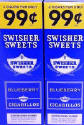 Swisher Sweets Blueberry Cigarillo 2 for 99 Cigars