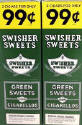 Swisher Sweets Green Sweets Cigarillo 2 for 99 Cigars