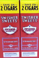 Swisher Sweets Strawberry Cigarillo 2 for 99 Cigars