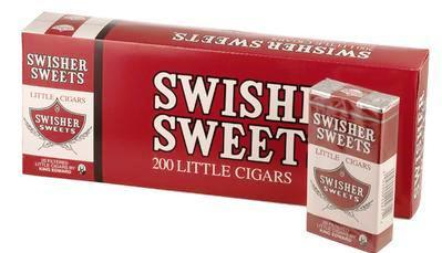 Swisher Sweets Full Flavor Little Cigars