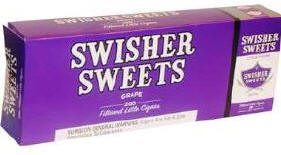 Swisher Sweets Grape Little Filtered Cigars