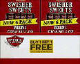 Swisher Sweets Mini Cigarillo Cigars Buy 1 Get 1 Free