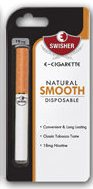 Swisher E-Cigarettes Natural Smooth
