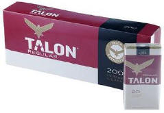 Talon Regular Little Filtered Cigars 10/20's - 200 cigars
